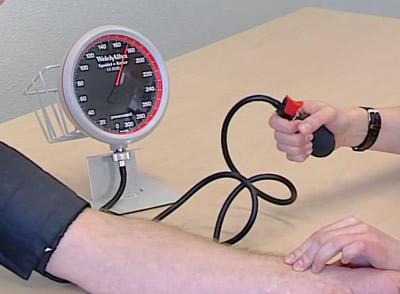 tc-bloeddrukmeten